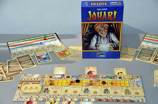 Foto von der Spiel '14: Johari