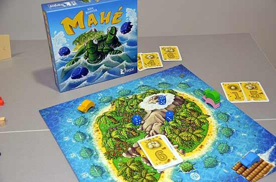Foto von der Spiel '14: Mahe