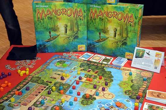 Foto von der Spiel '14: Mangrovia