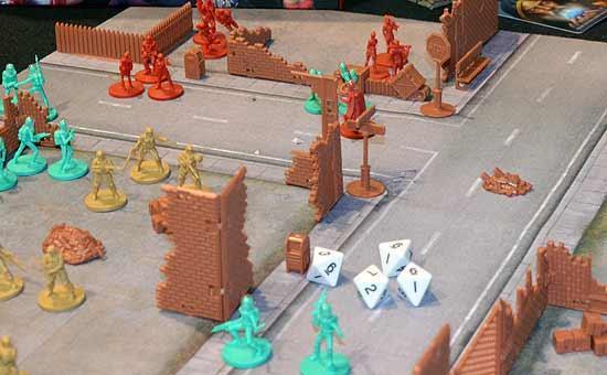 Foto von der Spiel '14: Mars Attacks