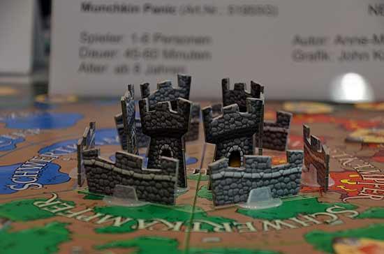 Foto von der Spiel '14: Munchkin Panic