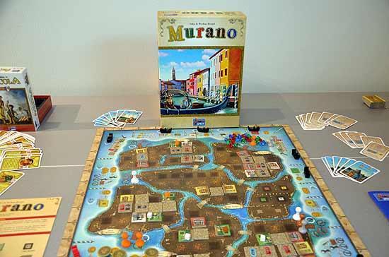 Foto von der Spiel '14: Murano