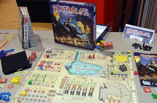 Foto von der Spiel '14: Panthalos