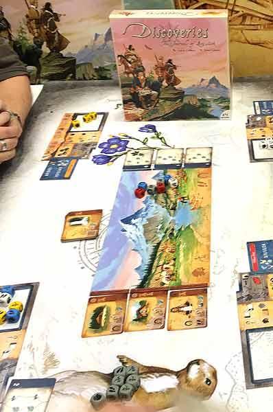 Foto von der Spiel '15: Discoveries