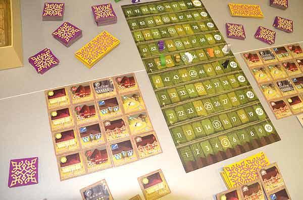 Foto von der Spiel '15: Between Cities