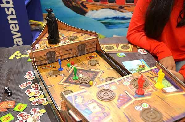 Foto von der Spiel '15: Captain Black