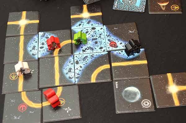 Foto von der Spiel '15: Carcassonne Star Wars