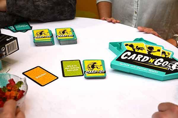 Foto von der Spiel '15: Card'n'Go