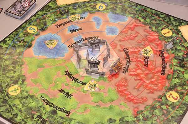 Foto von der Spiel '15: Castle Panic