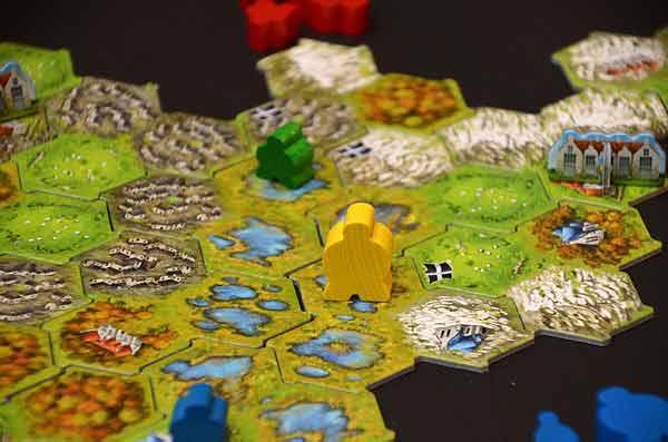 Foto von der Spiel '15: Cornwall - Spielszene
