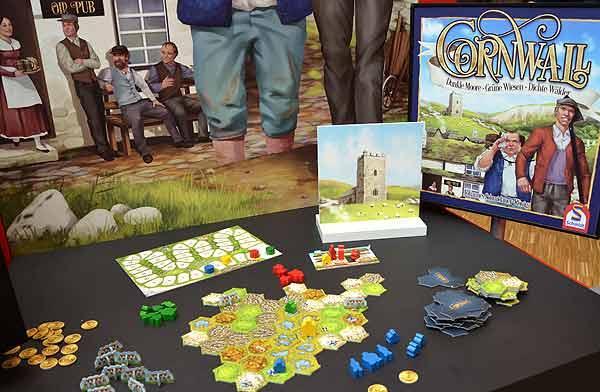 Foto von der Spiel '15: Cornwall