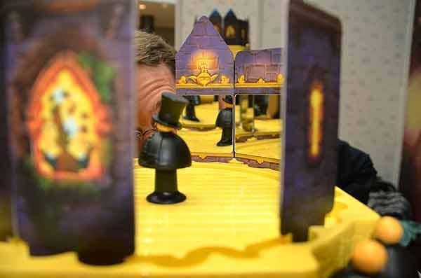 Foto von der Spiel '15: Das Geheimnis der Zauberer