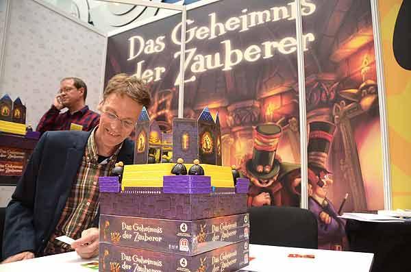 Foto von der Spiel '15: Guido Hoffmann und Das Geheimnis der Zauberer