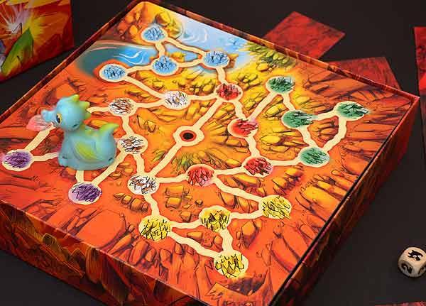 Foto von der Spiel '15: Die geheimnisvolle Drachenhöhle