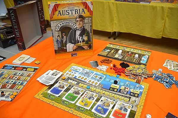 Foto von der Spiel '15: Grand Austria Hotel