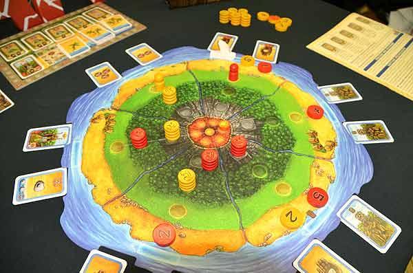 Foto von der Spiel '15: Haus der Sonne