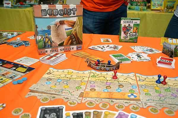 Foto von der Spiel '15: Hengist
