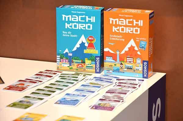 Foto von der Spiel '15: Machi Koro Großstadt-Erweiterung