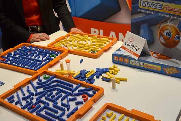 Foto von der Spiel '15: Maze Racers