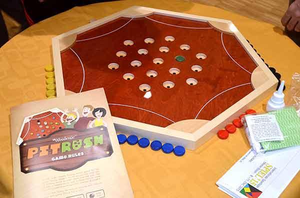 Foto von der Spiel '15: Pit Rush