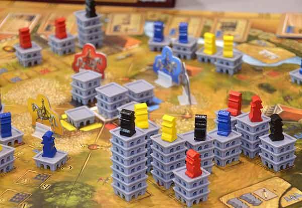 Foto von der Spiel '15: Porta Nigra