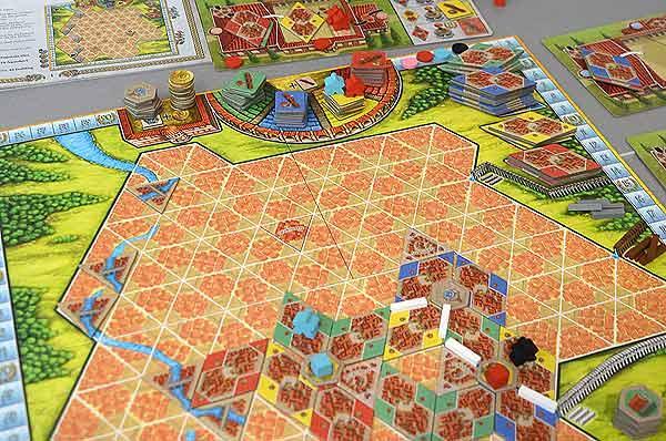 Foto von der Spiel '15: Rome - City Of Marble