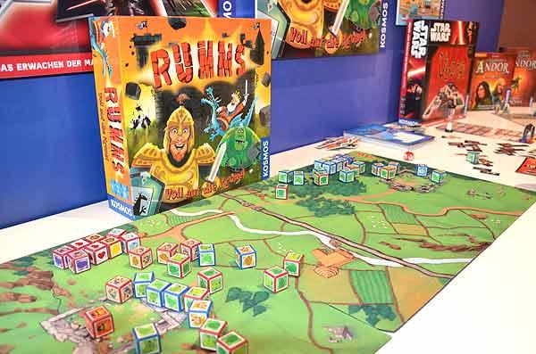 Foto von der Spiel '15: Rumms