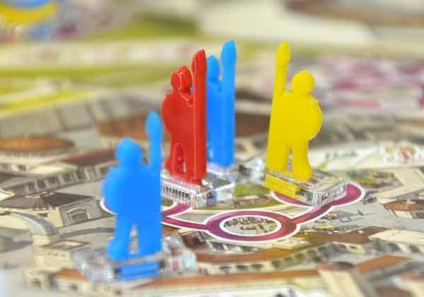 Foto von der Spiel '15: Simurgh - Spielszene
