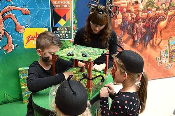 Foto von der Spiel '15: Kinder lieben Spinderella