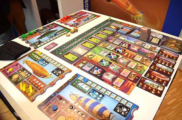 Foto von der Spiel '15: Steam Of Time