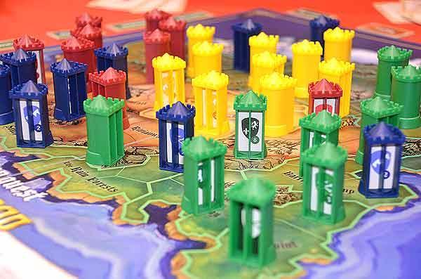 Foto von der Spiel '15: Stratego Conquest