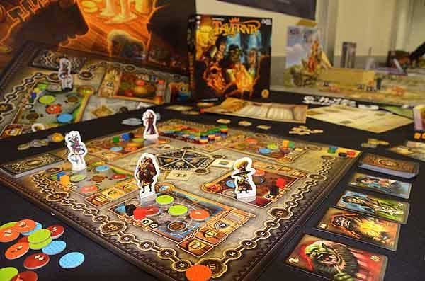 Foto von der Spiel '15: Taverna