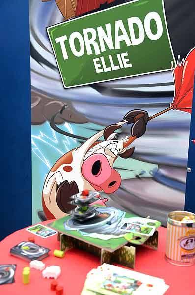 Foto von der Spiel '15: Tornado Ellie
