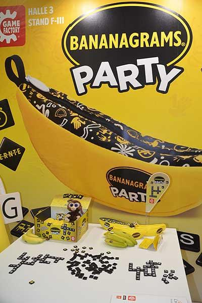 Foto von der Spiel '16: Bananagrams Party