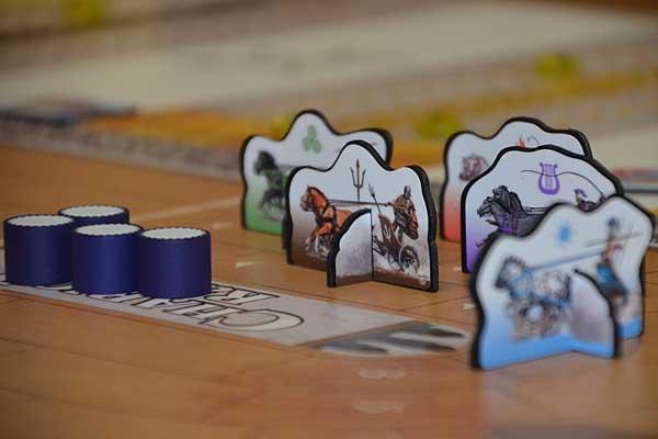 Foto von der Spiel '16: Chariot Race Detail