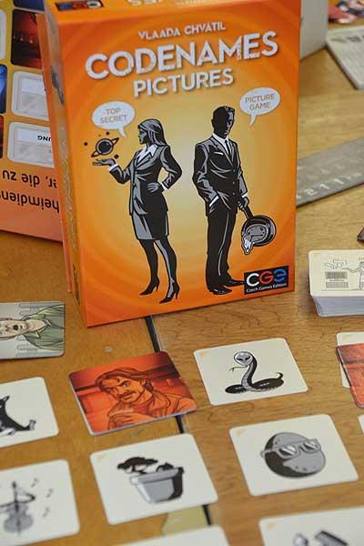 Foto von der Spiel '16: Codenames Pictures