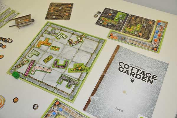 Foto von der Spiel '16: Cottage Garden