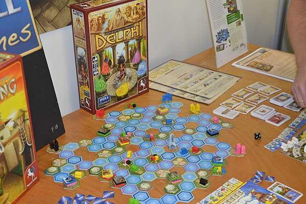 Foto von der Spiel '16: Das Orakel von Delphi