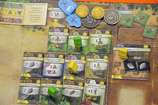 Foto von der Spiel '16: Die Kolonisten