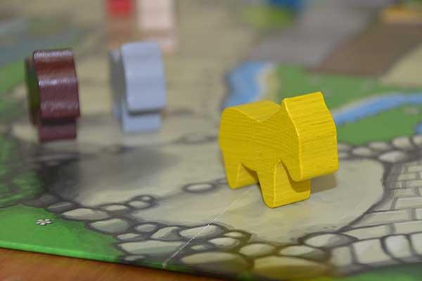 Foto von der Spiel '16: Donkey Derby Detail