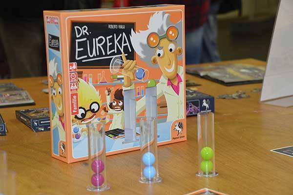 Foto von der Spiel '16: Dr. Eureka