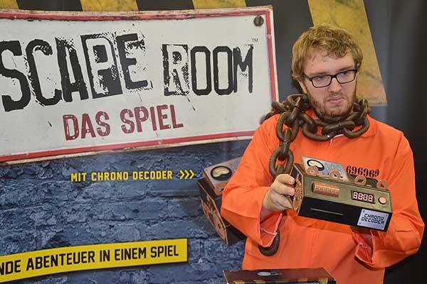 Foto von der Spiel '16: Escape Room - Das Spiel