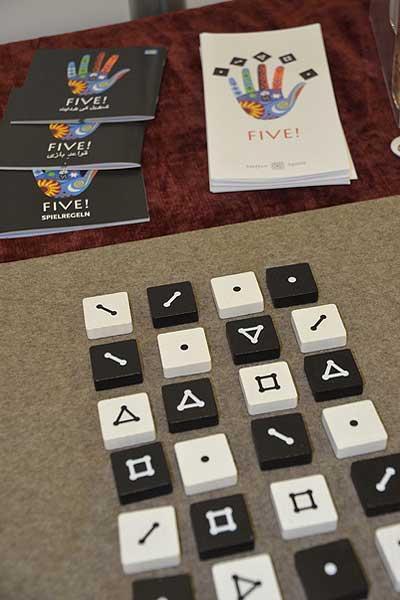 Foto von der Spiel '16: Five