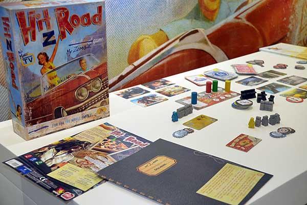 Foto von der Spiel '16: Hit Z Road