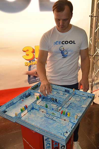Foto von der Spiel '16: Icecool Präsentation