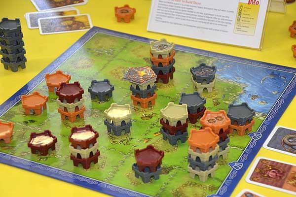 Foto von der Spiel '16: Kilt Castle