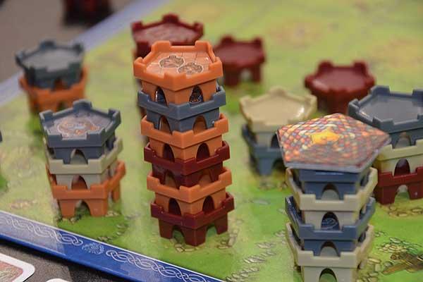 Foto von der Spiel '16: Kilt Castle - Details