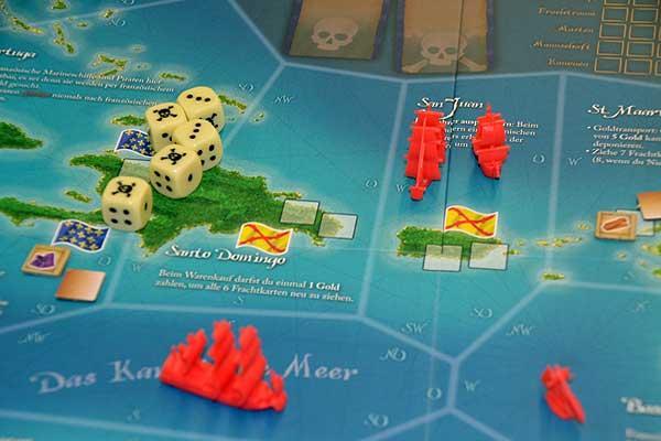 Foto von der Spiel '16: Korsaren der Karibik