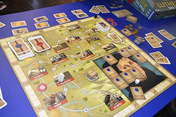 Foto von der Spiel '16: Luther - Das Spiel