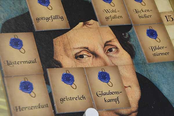 Foto von der Spiel '16: Luther - Das Spiel - Detail